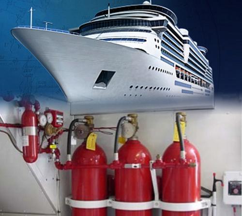 船用消防系统