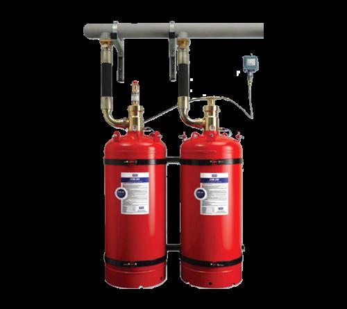 FM认证FM-200 ®气体灭火系统
