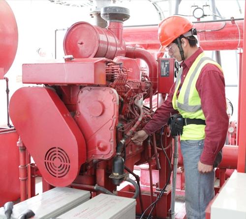 消防系统维护保养与紧急维修服务