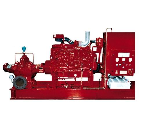 FM认证消防泵