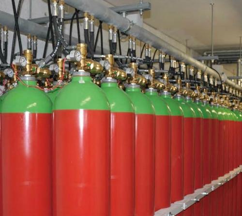 FM认证IG100气体灭火系统