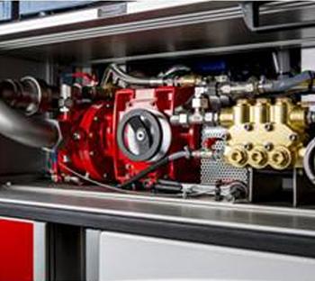 FM认证FireDos机械泵入式泡沫比例混合装置